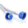 Аксессуар шланг Helfer HLR0021, для стиральной машины, наливной (3.5 м, прямой-угловой, универсальный), купить за 1 205руб.
