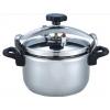 Сковорода Kelli KL-4061 (5 л), серебристая, купить за 2 510руб.