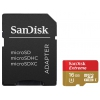 Sandisk Extreme microSDHC Class 10 UHS Class 3 90MB/s 16GB (� SD-���������), ������ �� 995 ���.