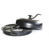Сковорода Чудо гриль-газ D-508, керамическое покрытие, купить за 1 660руб.