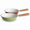 Сковорода Kelli KL-0131 (28 см), чугунная, купить за 1 670руб.
