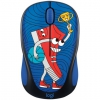 Logitech M238 Sneaker Head синяя, купить за 1 635руб.