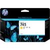 Картридж для принтера HP №745 F9J96A, Желтый, купить за 7990руб.