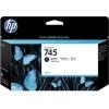 Картридж для принтера HP №745 F9J99A, Матово-черный, купить за 7990руб.