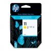 Картридж для принтера HP №11 C4838A, желтый, купить за 6045руб.
