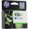 Картридж для принтера HP №920XL CD972AE, голубой, купить за 2045руб.