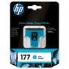 Картридж для принтера HP №177 C8771HE, голубой, купить за 1975руб.