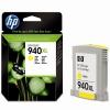 Картридж для принтера HP №940XL C4909AE, желтый, купить за 3380руб.