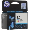 Картридж для принтера HP №121 CC643HE синий, желтый, пурпурный, купить за 2470руб.