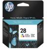Картридж для принтера HP №28 C8728AE, трехцветный, купить за 3915руб.