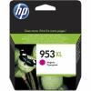 Картридж для принтера HP №953XL F6U17AE, Пурпурный, купить за 3300руб.