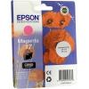 Картридж Epson T1703 (C13T17034A10) пурпурный, купить за 1 080руб.