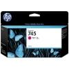Картридж для принтера HP №745 F9J95A, Пурпурный, купить за 7990руб.