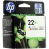 Картридж для принтера HP №22XL C9352CE Tri-colour (оригинальный), купить за 4345руб.