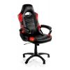 Игровое компьютерное кресло Arozzi Enzo, черно-красное, купить за 9255руб.