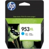 Картридж для принтера HP №953XL F6U16AE, голубой, купить за 3460руб.