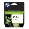 Картридж для принтера HP №953XL F6U18AE, желтый, купить за 3045руб.