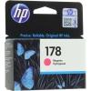 Картридж для принтера HP №178 CB319HE, Пурпурный, купить за 1415руб.