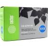Картридж для принтера Cactus CS-Q7551X(S), Черный, купить за 1550руб.