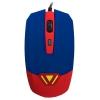 Мышка CBR CM-833 Superman, оптическая, USB, с виброприводом, купить за 670руб.