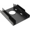 """Корпус для внешнего жесткого диска Espada H322 (адаптер для HDD/SSD, 2.5"""" - 3.5""""), купить за 135руб."""