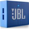 Портативная акустика JBL GO, синяя, купить за 1 860руб.