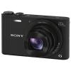 Цифровой фотоаппарат Sony Cyber-shot DSC-WX350 черный, купить за 16 520руб.