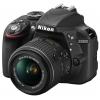 Цифровой фотоаппарат Nikon D3300 KIT (AF-S DX 18-105mm VR), купить за 36 199руб.