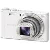 Цифровой фотоаппарат Sony Cyber-shot DSC-WX350 белый, купить за 16 999руб.