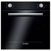 Духовой шкаф Bosch HGN10G060, чёрный, купить за 36 340руб.