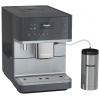 Кофемашина Miele CM6350 GRGR, графитовый серый, купить за 110 915руб.