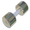 Гантель MB Barbell MB-FitM-9, хромированная, купить за 2 850руб.