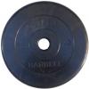 Диск для штанги MB Barbell (31 мм 15 кг), Черный, купить за 2 660руб.