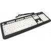 Клавиатура Sven KB-C7300EL черно-белая, купить за 870руб.