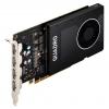 Видеокарта Pny Quadro P2000 (VCQP2000BLK-1) 3.0 5120Mb 160 bit HDCP GDDR5, 160 bit, 4xDP, купить за 32 280руб.