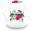 Чайник для плиты KELLI KL-4420, Белый, купить за 1 220руб.