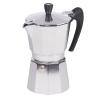 Кофеварка GAT Aroma Vip (3 чашки), серебристая, купить за 2 825руб.