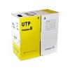 Кабель Telecom  (UTP4-TC1000C6S23-CU-IS), Белый, купить за 6 160руб.