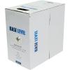 Кабель BaseLevel для помещений (BL-UTP02-5-500,ССA PVC), купить за 1 710руб.