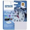 Комплект Epson C13T27154022 картриджей, Голубой/Желтый/Пурпурный, купить за 6 650руб.