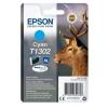 Картридж Epson C13T13024012 голубой, купить за 1 600руб.