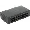 Коммутатор Cisco SF110D-16HP-EU, купить за 10 620руб.