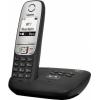 Радиотелефон Gigaset A415A, Черный, купить за 3 450руб.