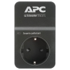 Сетевой фильтр APC PM1WB-RS черный, купить за 1 395руб.