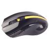 Мышка Jet.A OM-U40G Yellow, черно-желтая, купить за 775руб.