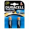 Батарейку Duracell Turbo Max (LR6-2BL), AA, 2 шт., купить за 130руб.