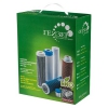 Фильтр для воды Гейзер 7, комплект картриджей, купить за 2 635руб.
