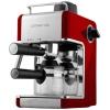 Кофеварка Polaris PCM 4002A,  красная/серебристая, купить за 6 235руб.