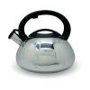 Чайник для плиты KELLI KL-4155, Серебристый, купить за 1 145руб.