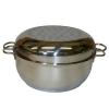 Кастрюля Амет Классика-прима, жаровня 4.5 л, купить за 2 850руб.